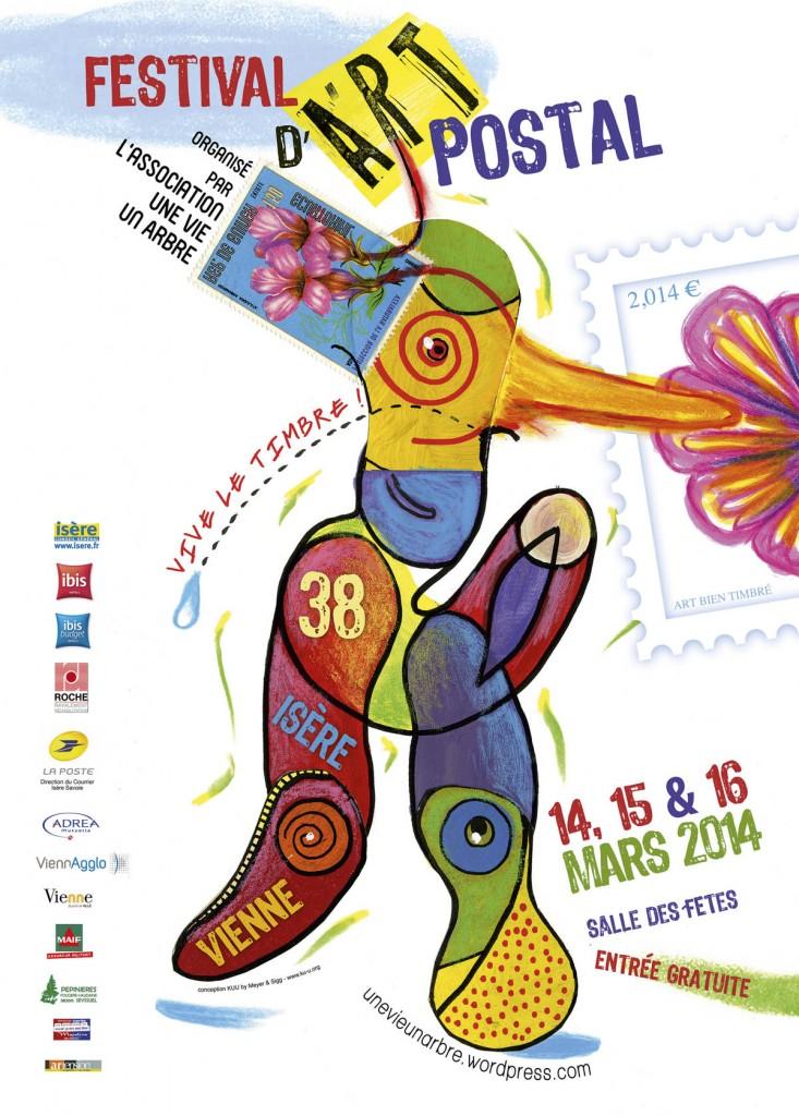 Festival art postal 2014