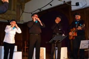 Quintet harmonic 2
