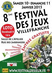 Festival des jeux 2015