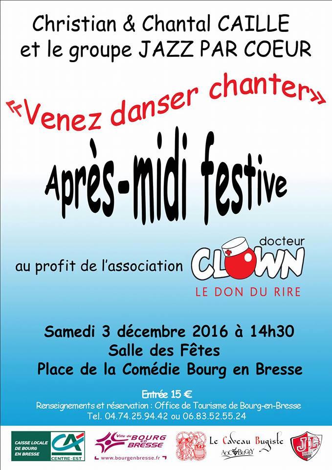 Association docteur clown pour le sourire des enfants - Office de tourisme de bourg en bresse agglomeration ...