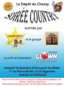 affiche country